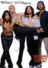 RED HOT CHILI PEPPERS By The Way PHOTO Print POSTER  I'm With You Stadium 015