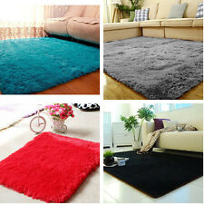 80*120cm 14 Color Hot Living Room Floor Non-slip Mat Cover Carpets Area Rug DDb1