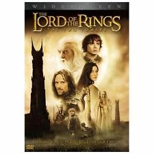 *NEW* The Lord of the Rings: The Two Towers (DVD, 2003, 2-Disc Set, Widescreen)