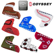 Odyssey Blade Putter Headcovers - 7 types of Funky  Head Covers-New.