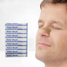 50-200 BETTER BREATH NASAL STRIPS REG OR LARGE RIGHT AID TO STOP SNORING SG