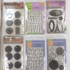 Hero Arts Cling and Clear Stamps