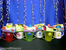 Elmo Cups Big Bird Cups Bowls Sesame Beginnings Baby Toddler Cups BPA FREE
