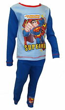 Superman Boy's Super Strong Pyjamas 18 Months -5 Years Available