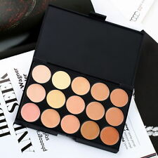 12 Concealer Contour Face Powder Eyeshadow Palette NAKED 2, 3 NUDES Smoky MAKEUP