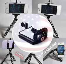 New Universal Camera Stand Mount Octopus Tripod Bracket Holder for phone iPhone