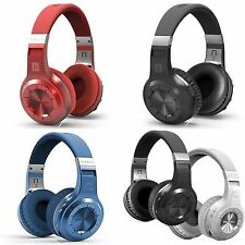 New Bluedio Bluetooth 4.1 Wireless Headphones Turbine Hurricane H Stereo Headset