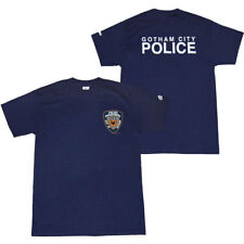 Batman Gotham City Police T-Shirt New