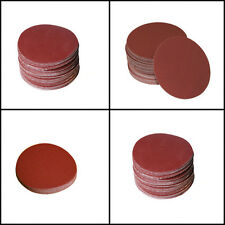 4inch 40#---3000# Sander Disc Sanding Polishing Pad -Select Grits & Sets
