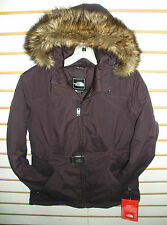 THE NORTH FACE WOMENS GREENLAND DOWN JACKET- #A8WZ- NEW-MERLOT RED- SMALL