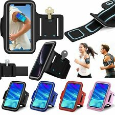 Running Jogging Cycling Gym Sports Armband Phone Case Pouch for Various Phones