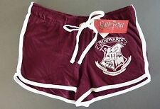 NEU PRIMARK HARRY POTTER HOGWARTS SHORTS HOT PANTS 34 - 44 S M L KURZE HOSE