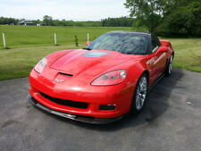 Chevrolet : Corvette ZR-1 3ZR 6spd. LS9 Supercharged 638HP Coupe