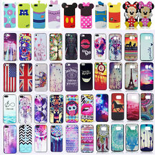 3D Cartoon Superhero Soft Silicone Rubber/Hard Case Cover For iPhone 4GS 5C 5S 6