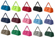 Liberty Bags - ECO Recycled Duffle Gym Bag School TEAM Sports Cheer 8806 - NEW