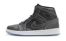 AIR JORDAN 1 MID NOUVEAU WOLF GREY ICE CLEAR WHITE  Sz 8 - 13  * 629151-004 *