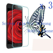 3 High Quality Clear Glossy Anti Glare Matte Screen Protector For Samsung phone