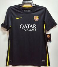 BNWT FC BARCELONA 3RD AWAY YOUTH KIDS BOYS FOOTBALL SOCCER JERSEY 2013 2014