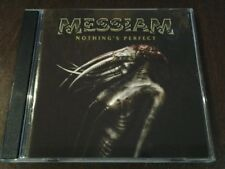 MESSIAM - NOTHINGS PERFECT CD