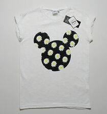 Disney MINNIE MOUSE  Ladies Top T shirt  Primark UK 6,8,10,12,14,18,20