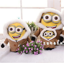 New Despicable Me 3 Minions Movie Soft Plush Baby Toy Stuffed Dolls