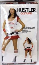 NEW Womens HUSTLER Ball Girl Adult Dress Up Halloween Costume
