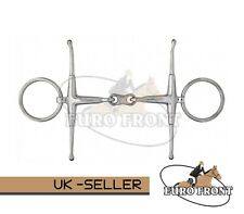 French Link Fulmer Snaffle,Horse Bit