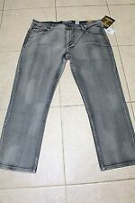 Big mens Akademiks Smoke/Black long jeans 44-54