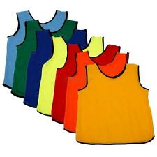 Men Athletic Sports Vest Mesh Football Match Soccer Training Bibs Top