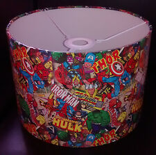 New Retro Marvel Comic Cover  Lampshade Ceiling/pendant lampshade