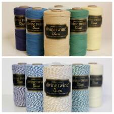Whisker Graphics DIVA Collection 240 YARDS SPOOL of Divine Twine Bakers Twine