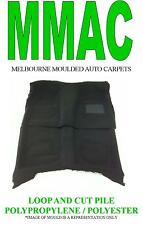 MOULDED CAR CARPETS (G15) HOLDEN RODEO TF SINGLE CAB 88-03 F& R