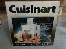 Cuisinart Juicer Juice Extractor Model JE-4 with Box New