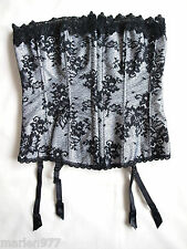 Frederick's of Hollywood Dream Lace Corset 36
