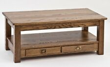 Mission Style Arts and Crafts Coffee Table #4865