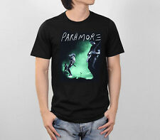 PARAMORE CONCERT TOUR PUNK ROCK BAND RETRO VTG GRAPHIC MEN COTTON T-SHIRT S-XL