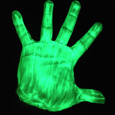 Green Glow-in-the-Dark Body/Face Paint (with KRYPTO-NYTE Powder) Glow Body Paint