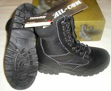 Mil-Com Thinsulate Insulated Patrol Boots Size 4 to 13
