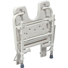 Bathroom Shower Chair Seat Bench Bath Safety Folding Wall Mount Handicapped Tub