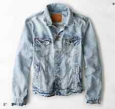 New Men American Eagle Outfitters Vintage denim trucker jacket M, L