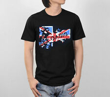 OASIS LIAM NOEL GALLAGHER BRIT POP ROCK BAND UK FLAG RETRO MEN TEE T-SHIRT S-XL