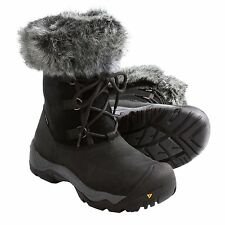 New $160 Womens KEEN Size 6 Winter -25º Insulated Waterproof Snow Boots Leather