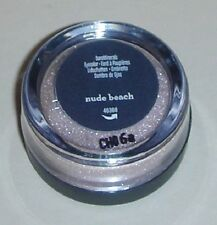 Bare Escentuals NUDE BEACH Glimmer Eye Shadow - Mini Size .28g - New & Sealed