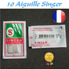 SINGER DOMESTIC SEWING MACHINES NEEDLES - SIZES 14-16-18 (90/14, 100/16, 110/18)