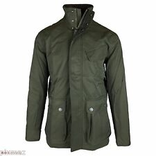 Timberland Men's Earthkeepers Waterproof Nylon Green Jacket Style #6134J