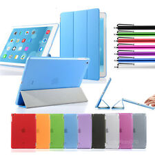 Magnetic Smart Stand Slim Leather Case Cover Wake For APPLE iPad Air 4 3 2 Mini