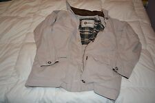 Mens size M Coat/Jacket with removeable liner from Colbrook & Co- gently worn