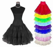 New Short Petticoat Crinoline Underskirt Tutu Bridal Wedding Dresses Skirt Slips