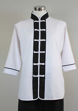 Casual Martial Arts Jacket Trim - Tai Chi Uniform, Kung Fu, Qigong - Large Size