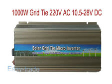 300W 500W 1000W grid tie power inverter for solar panel 10.5-28v DC 220V/110V AC